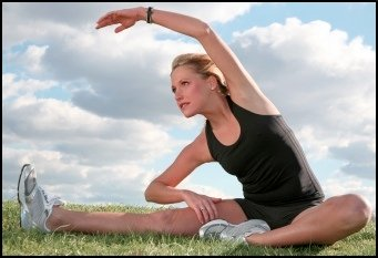 Bouncing into stretches, such as touching your toes, is one example of ballistic stretches.