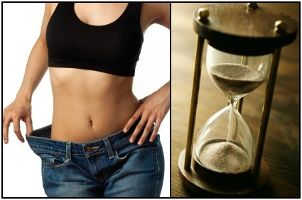Simply put, you need patience to lose weight.