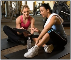 How to become a personal fitness trainer...