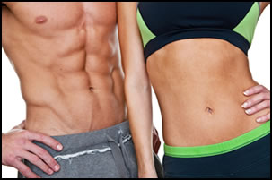 With the best ab workout info around you can develop your abs like this!