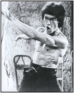 A good protein drink as part of the Bruce Lee diet will help you build awesome muscle.