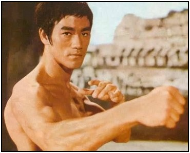 Follow the bruce lee diet to develop muscles like his.
