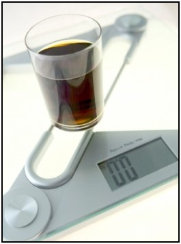 There's definitely a positive connection between caffeine and weight loss - how strong is it?