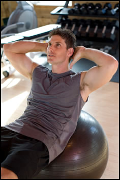 Some great core muscle exercises to add to your routine!