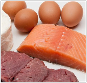 Find out your daily protein requirement (to build muscle and strength) with this handy daily protein calculator.