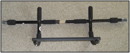 My doorway pull up bar, photo 3.