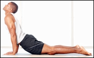 Exercise stretches build flexibility, and feel great too!