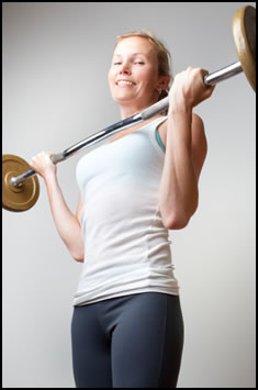 Strength training is one of the best female strength training techniques!
