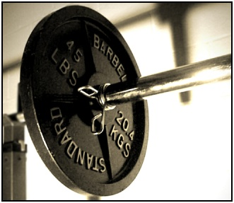 If you can afford them, thick barbells are great forearm exercise equipment. And they help intimidate your friends.