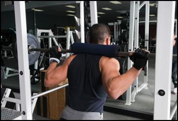 free weight training exercises
