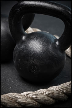 Kettlebell athletics can be a great way to build functional strength!