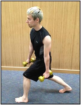 Split squats error, 1.