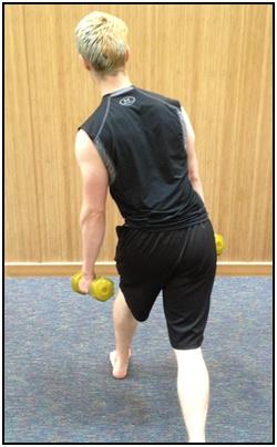 Split squats error, 2.
