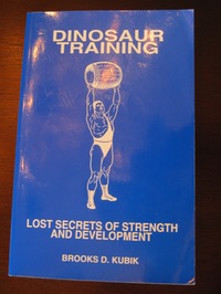 Dinosaur Strength Training - an awesome strength training book!