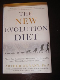 The New Evolution Diet - another awesome strength training book, along with lots of cool diet advice!