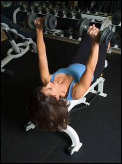 Strength training for women: basic, big exercises are the best!