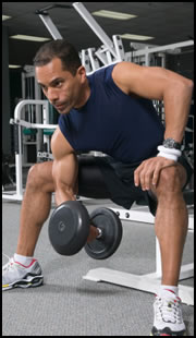 Use super slow weight training as another tool in your workout arsenal.