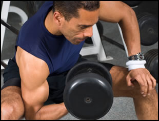 What you need to know to get results from weight training at home!
