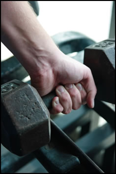 There are tons of awesome weight training benefits!