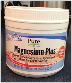 What causes muscle cramps? After sodium deficiency (lack of salt), magnesium deficiency could be the cause.