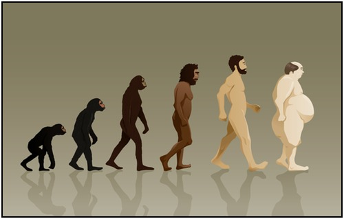 Evolutionary Fitness: Becoming as strong as our immediate ancestors, and not looking like most modern people.