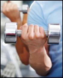 Resistance exercises and weight training are the best exercises to increase bone density.