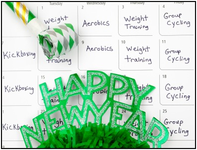 It's the new year! What are your fitness resolutions?