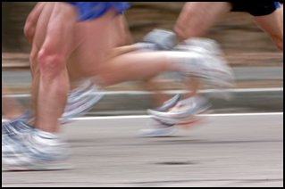 Sprinting is an excellent kind of interval strength training.