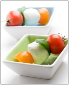 One of the best portion control tips is to buy smaller plates and bowls, so you naturally eat less.