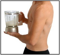 A good post workout drink works wonders for building muscle.