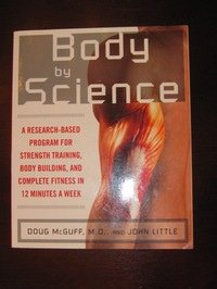 Body By Science - another awesome strength training book!