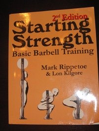 Starting Strength - an awesome strength training book!