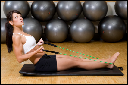 What is resistance training?  What exercises are best for resistance training? The seated row is just one great exercise!